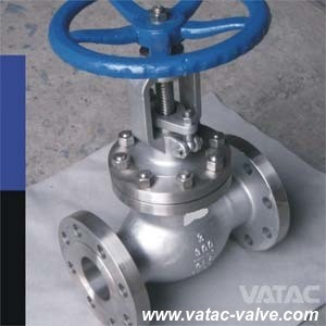 A216 Wcb Carbon Steel Globe Valve with Manual Operation pictures & photos