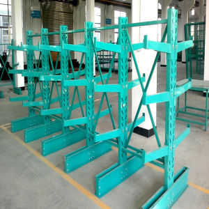 Double Side Warehouse Metal Wire Cantilever Racking pictures & photos