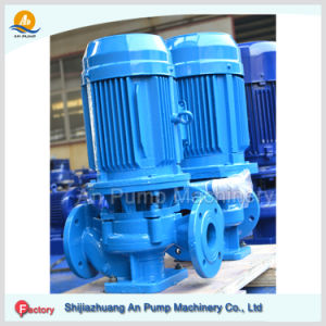 High Pressure Vertical Pipeline Booster Pump, Vertical Inline Pump pictures & photos