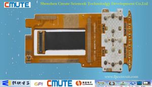 Top Quality 3-8 Layer Gold Finger Multi-Layer Flex PCB Design pictures & photos