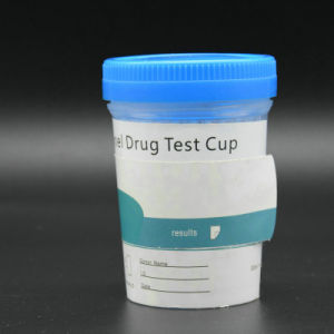 One Step Multi-Drug Urine Test Cup with Ce & ISO pictures & photos