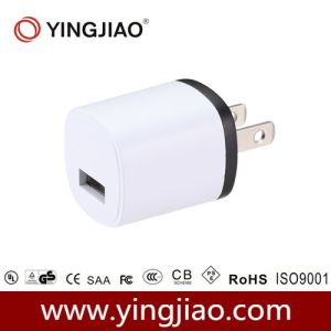 5V 1.2A 6W DC White USB Charger with CE pictures & photos
