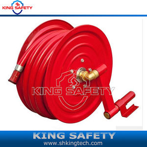 """1""""X30m Manual Swing Fire Hose Reel pictures & photos"""