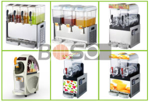 Double Tanks Refrigeration Drink Juice Dispenser pictures & photos
