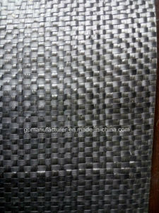Weed Barrier Fabric, Black Anti Grass Control Landscape pictures & photos