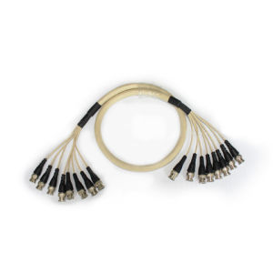 8 Groups BNC-BNC Video Composite Jumper Cable