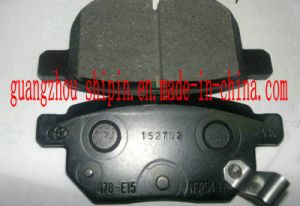 04466-12130 Car Parts Brake Pads and Rotors for Toyota pictures & photos
