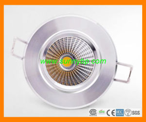 6inch Brightness Outdoor Dimmable Recessed LED Panel Light Downlight pictures & photos