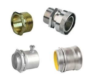 Steel or Brass Conduit Fitting pictures & photos
