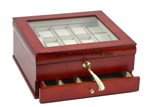 Men′s/Women′s Watch Box for 15 Watches pictures & photos