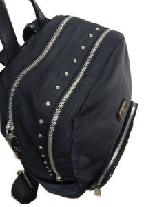 Fashion Lady Nylon Stitching Backpack /Hight Quality (1605-43) pictures & photos