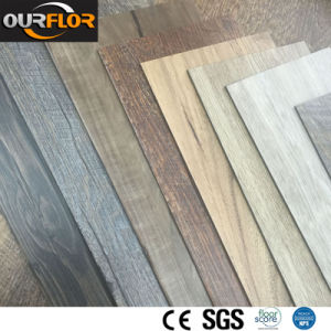 Factory Directly Sell PVC Vinyl Floor Tiles/ PVC Dry Back/ PVC Glue Down (2mm, 2.5mm, 3mm) pictures & photos