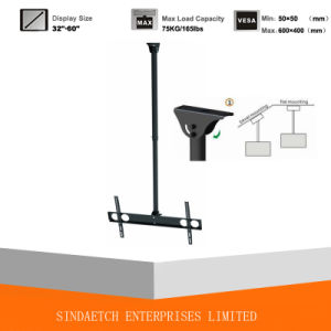 Telescopic Ceiling Bracket/ Ceiling Mount for Corner Mounting pictures & photos