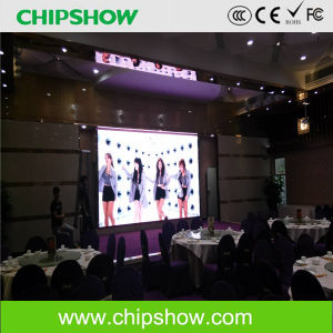 Chipshow P3.91 Indoor Full Color LED Video Wall Rental pictures & photos