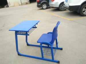 School Furniture Combo High Quality School Table and Chair (SF-97S) pictures & photos