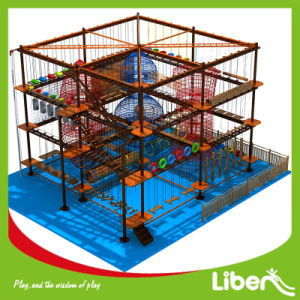 Indoor Ropes Course for Big Shopping Mall pictures & photos