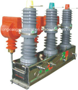 Zw32 12kv Outdoor High Voltage Vacuum Circuit Breaker with ISO9001-2000 pictures & photos