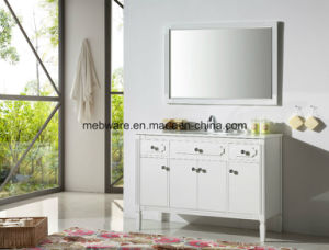 New Style American Bathroom Cabinet, Modern Wooden Bathroom Vanity pictures & photos