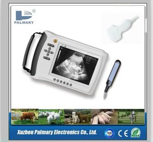 Veterinary Handheld Ultrasound Machine with CE and TUV pictures & photos
