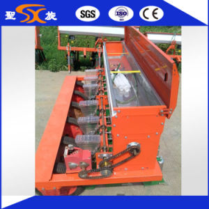 Four Rows Vegetable Planter with Fertilizing Device pictures & photos