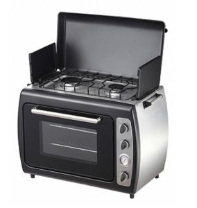 Outdoor Camping Gas Oven with Stove pictures & photos