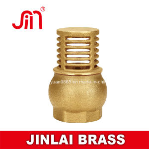 Brass Foot Valve-Pn16 (JL-3001)