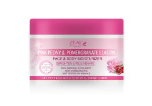 Zeal Skin Care Pink Peony &  Pomegranate Elastin Face Cream 283ml pictures & photos