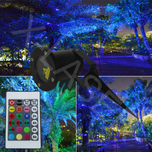 Outdoor Stars Projector Christmas Laser Decoration Light pictures & photos