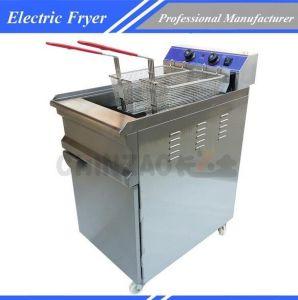 Commercial Deep Fat Fryers Frying Machine Dzl-48V pictures & photos