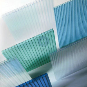 SGS Approved Polycarbonate PC Panel for Greenhouse pictures & photos