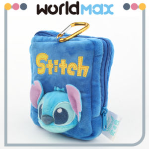 Custom Lilo & Stitch Plush Stitch Purse (SP1102)