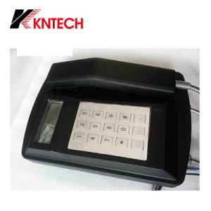 Weatherproof Ruggedize Telephone VoIP Phone Knsp-18LCD From Kntech pictures & photos