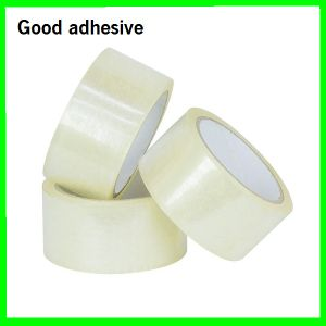 No Noisy Crystal Packing Tape Adhesive Tape pictures & photos