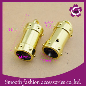 Metal Barrel Stopper Toggle Cord End Drawstring Stopper Button pictures & photos