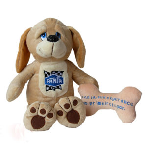 Plush Animation Soft Dogs pictures & photos