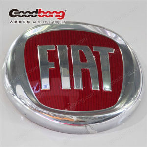 3D Vacuum Forming Plastic Clearning Car Logo Sign pictures & photos