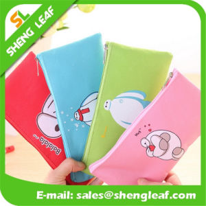 Small Lovely School Pen Coin Fashion Lady Cosmetic Bag (SLF-PB004) pictures & photos