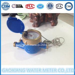 Direct Reading Water Meters with Pulse Output pictures & photos
