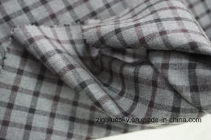 Three Colors of Tweed Wool Fabric pictures & photos