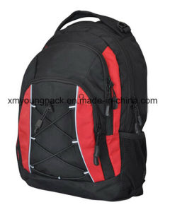 Popular 600d Polyester Sports Backpack Bags pictures & photos