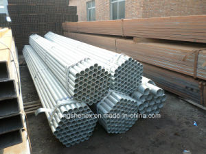 Hot Rolled/ Cold Rolled Steel Pipe