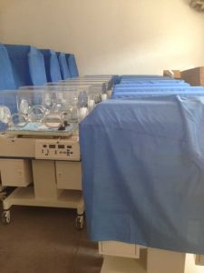Medical Equipment Baby Warmer H-1000 Infant Incubator pictures & photos