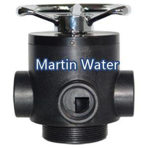 Manual Multi-port Valve Filter pictures & photos
