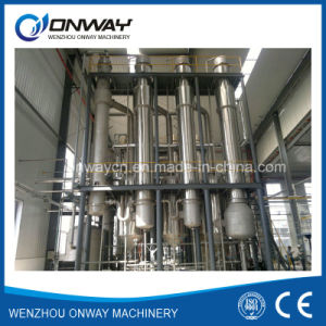 Stainless Steel Falling Film Vacuum Crystallization Machine pictures & photos
