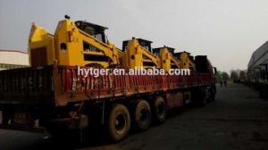 750kg 4-Wheel Loader Truck pictures & photos