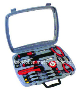 Professional 13PC Basic Tool Set with Screwdriver pictures & photos