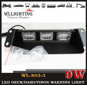 Emergency Vehicle LED Dash Deck Visor Light Windshield Lights pictures & photos