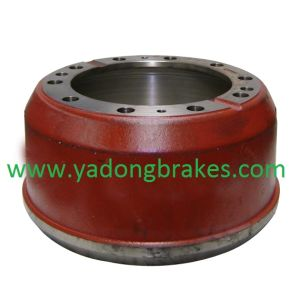 Competitive Price Truck Brake Drum 194435/194456/192371/5000737768 pictures & photos