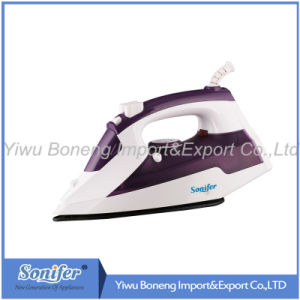 Sf-9001 Travelling Steam Iron Electric Iron with Ceramic Soleplate (Purple) pictures & photos