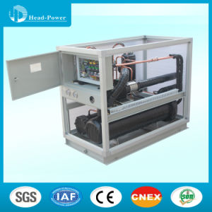 15 HP Industrial Water Cooled Water Chiller pictures & photos